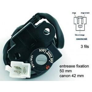 Contacteur à clé, neiman Honda CBR 600 F2 1992-1994, CBR 600 1991-1995, VFR 750 1990-1997