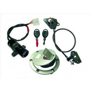 Kit serrure, neiman et bouchon réservoir Aprilia RSV 1000 R,RSV 1000 R Tuono 1000