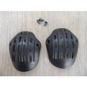 Kit de sliders TCX pour bottes de compétition RS noir