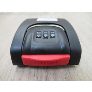 Fermeture codée pour top case (Z148M)