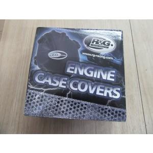 Couvre carter moteur gauche Aprilia 1000 RSV4 2009-2011 et 1000 Tuono 2011 (443466)