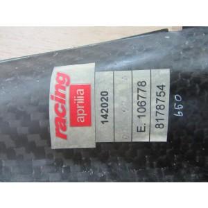 Garniture gauche carbone Aprilia 1000 RSV Factory 2007 (8178754)