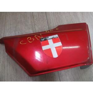 Cache latéral droit Honda 400 CB N 1979-1982 (83600-443-6100)