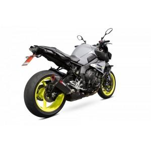 Silencieux Scorpion Serket Conique carbone Yamaha MT-10 2016- 2019
