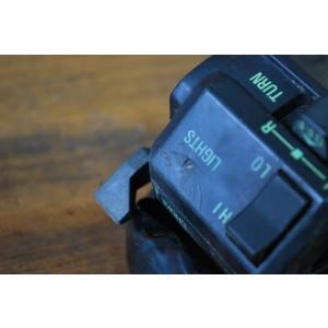 Commodo gauche Commodo gauche Kawasaki ZXR 750 (R) 1989-1992, GPX 750 R 1989, ZX-10 1989-1990 (46091-1484)