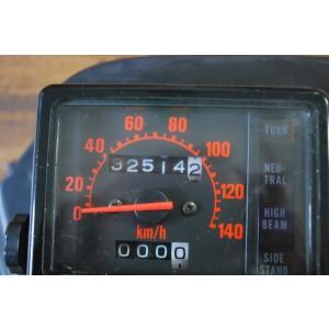 Tableau de bord Honda 125 NX (JD12) 1989-1997 (32514 km)
