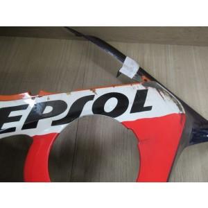 Flanc gauche Honda 600 CBR (PC31) 1995-1998 Repsol