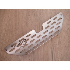 Grille de protection de silencieux Moto Guzzi 1100 Quota