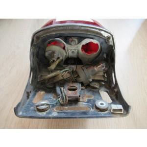 Feu arrière Honda CB 650 1979-1981 (RC03) avec support (33700415602)
