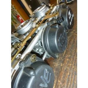Rampe de carburateurs Yamaha 1000 YZF (4VE)