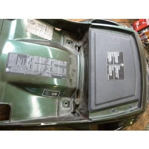 Coque arrière BMW K100 LT