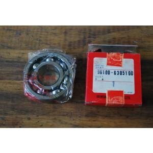 Roulement de palier de transmission Honda CX500 78-79, CX500D 79-81, CX500C 79-83, GL500 SILVERWING 81-82 (96100-6305100)